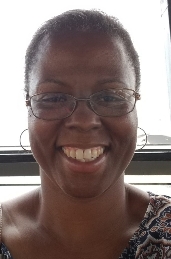 Sabrina Johnson, Mental Health Advisory Committee Chair Person